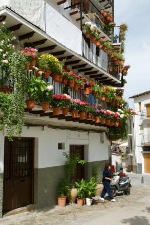 A Cazorla balcony