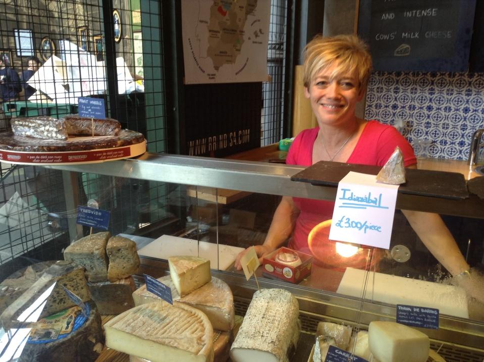 Brindisa Cheese