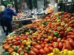 Just a few tomatoes