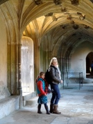 The Cloisters at Lacock