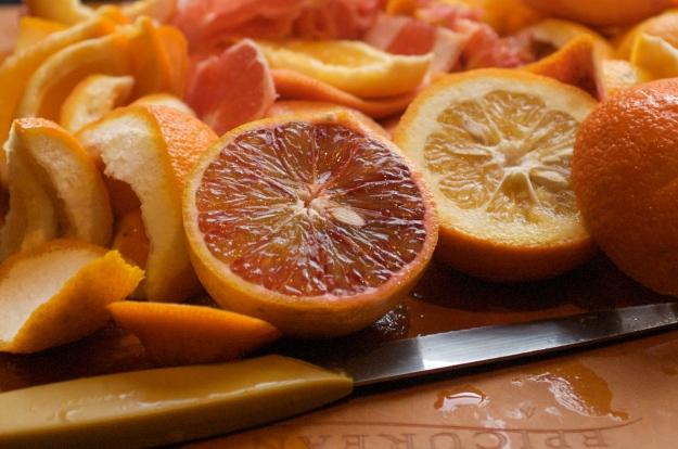 Blood and Seville Oranges