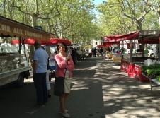 St Chinian Market
