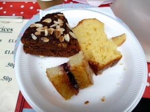 Portbury ladies cakes