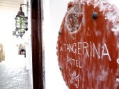 Our hotel in Tangiers