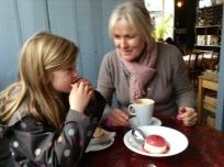 Tea at Bell's Diner