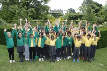 Poplar Primary School at Highgrove