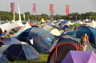 WOMAD Tents