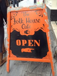 The Folk House Cafe