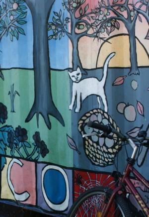 Mural - Jenny Chandler