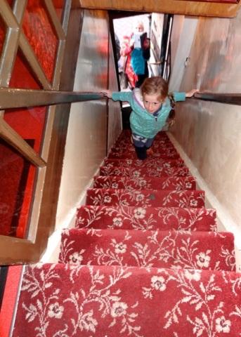 Pannenkoekenhuis Upstairs Jenny Chandler