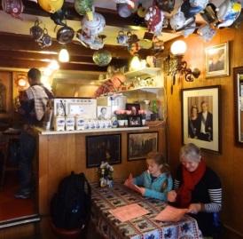 Jenny Chandler - tiniest restaurant in Holland