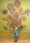 Imi the imp and The Sunflowers