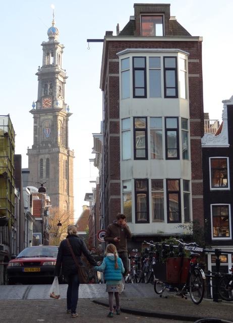 Jenny Chandler Amsterdam