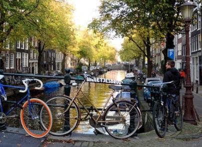 Amsterdam Jenny Chandler
