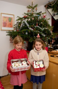 Jenny Chandler Christmas Cakes