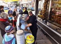 Jenny Chandler La Garriga market