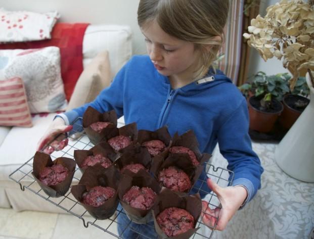 Jenny Chandler Muffins