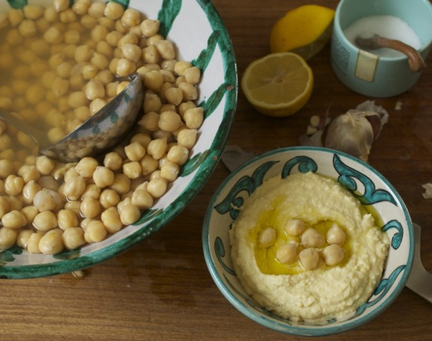 Perfect Hummus - Jenny Chandler