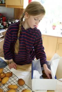 Jenny Chandler Madeleines