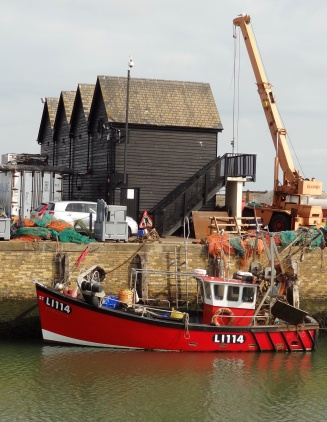 The harbour Whitstable