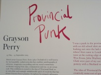 Jenny Chandler blog Grayson Perry