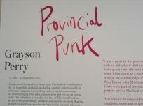 Jenny Chandler blog Grayson Perry