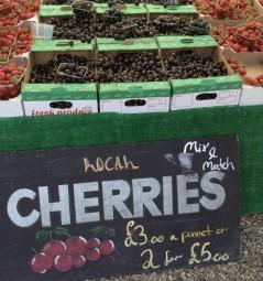 Local Cherries