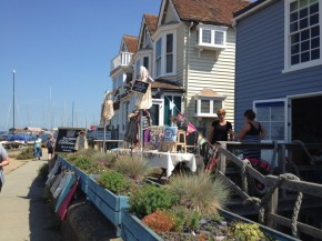 Whitstable seafront