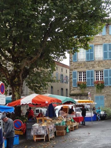 Langeac, Auvergne