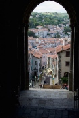 View from the Cathedral _ Le Puy