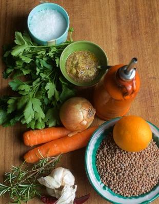 Jenny Chandler blog - lentils