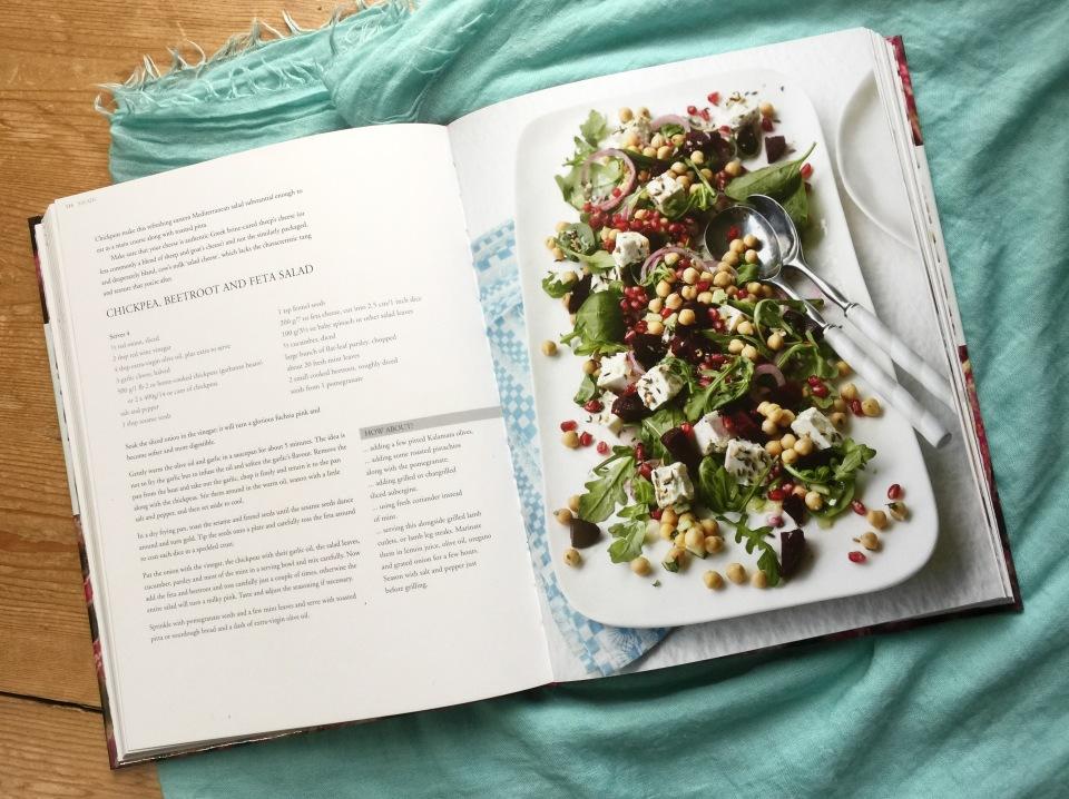 Chickpea salad - Pulse Jenny Chandler