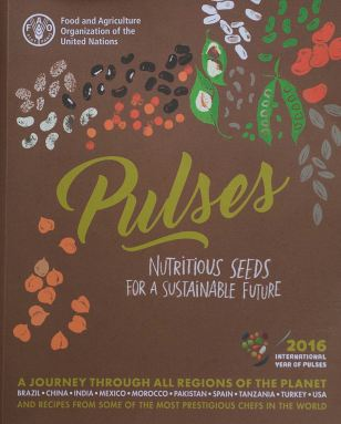 United Nations FAO book Pulses (available to download - see text)
