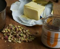 Caramelised butter ingredients