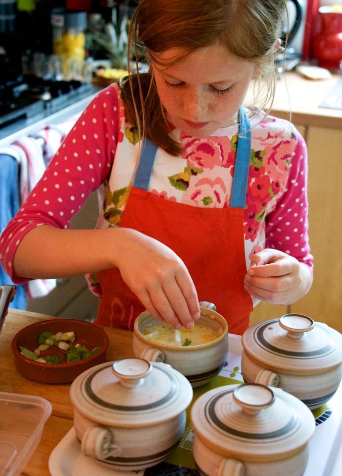 Dishing Up - Cool Kids Cook
