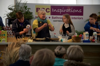 Dartmouth Food Festival - Getting Kids Cooking