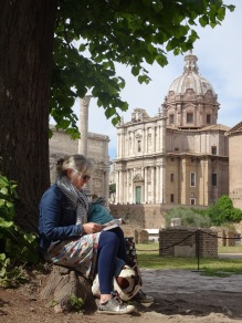 Jenny Chandler: Rome top spots