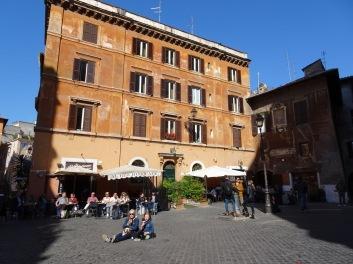 Jenny Chandler: top gelato spot Rome