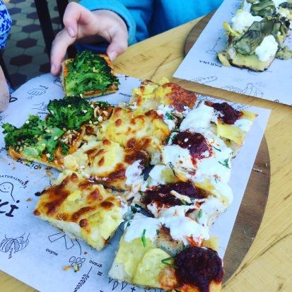 Jenny Chandler: top pizza spot Rome