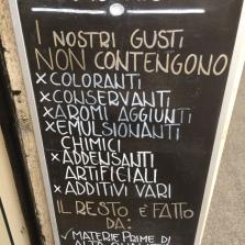 Jenny Chandler : Top gelato spot Rome