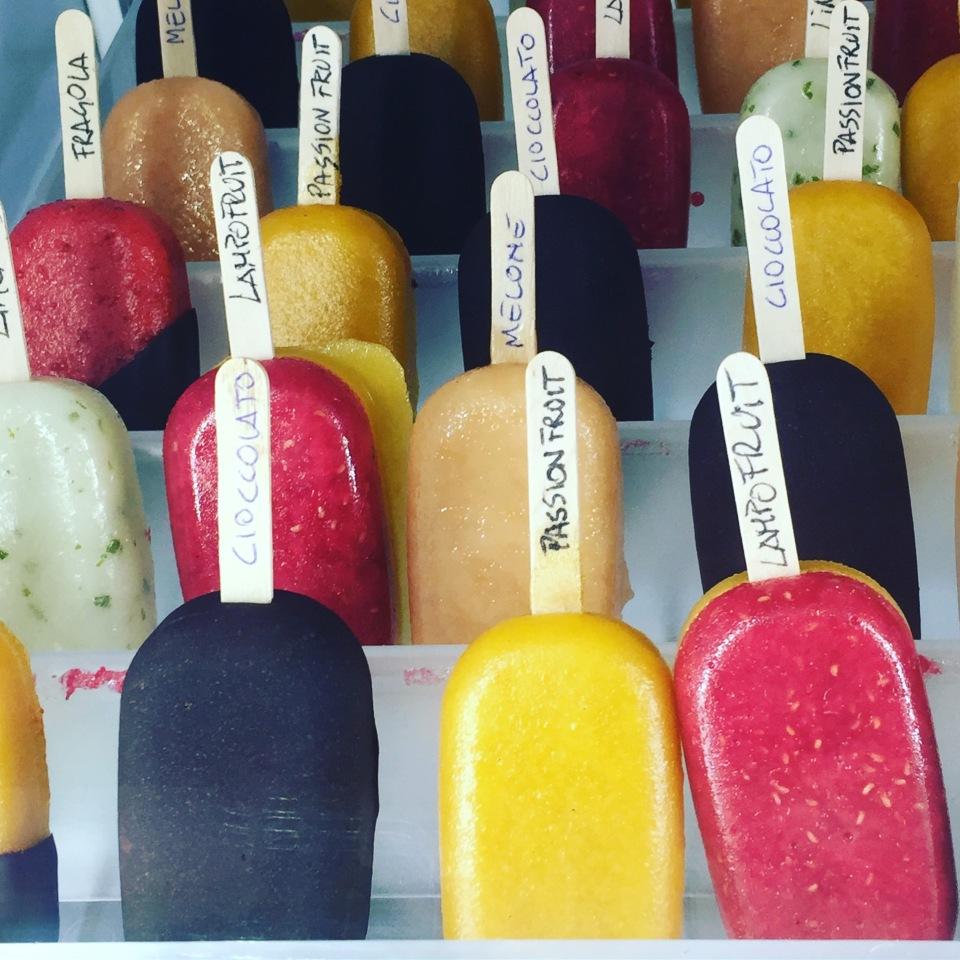 Jenny Chandler:top gelato spot Rome