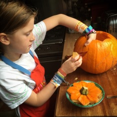 Jenny Chandler Blog Pumpkin Carving